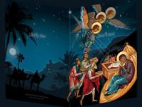 Деца и Божићни пост – прича о Божићној јелки