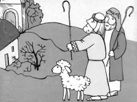 Божић и деца: направите честитке