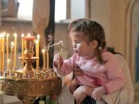 Којим молитвама прво учити децу