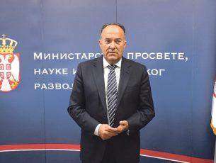 Bravo, ministre Šarčeviću – ostalo je da rešite KO TO U VAŠEM MINISTARSTVU PODRŽAVA OVAKVE I SLIČNE PROGRAME!