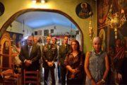 """""""Kako me je spasila Presveta Bogorodica"""": svedočanstvo narednika Vasiliki Plekside o preživljavanju pada helikoptera"""