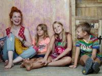 Деца су богатство и срећа које миришу хлебом и небом – Наталија Москвитина
