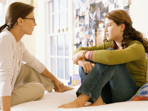 Kako da s tinejdžerima razgovarate o uzdržanju