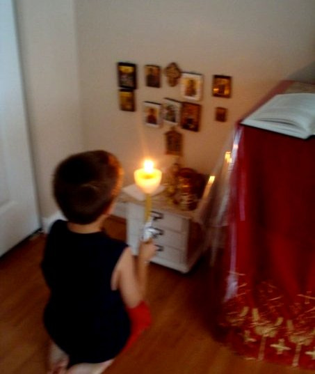 Молитва пред спавање
