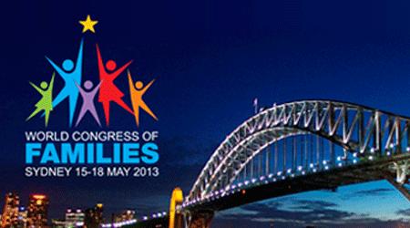 Светски конгрес породица 2013. – о браку и заштити живота од зачећа