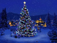 Деца и Божићни пост: о кићењу јелке
