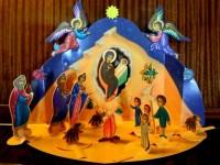 Деца и Бадње вече: одиграјте Божићни Вертеп